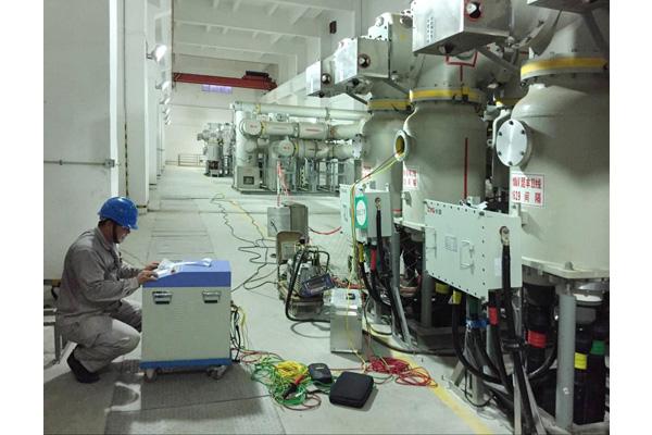 深圳国际会展中心(一期)工程试验